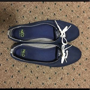 Adidas NEO label Lina flats 6.5